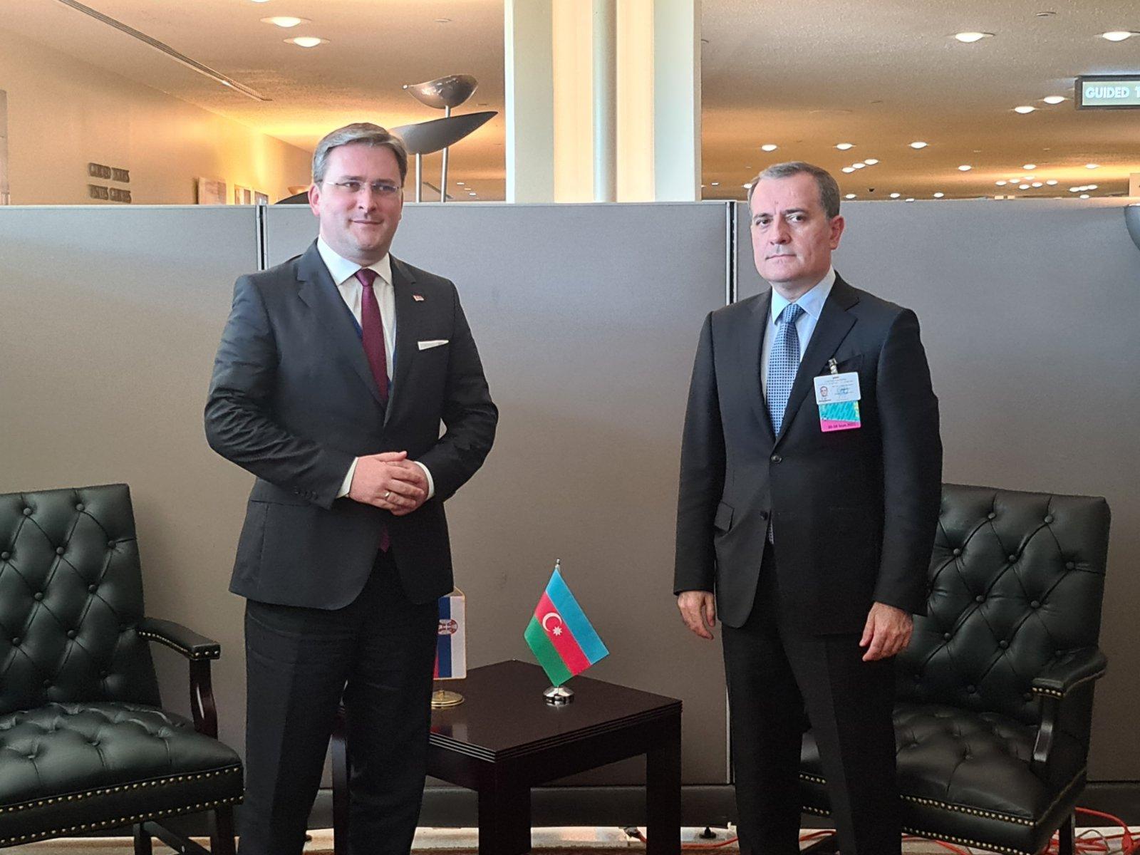 Заједничко организовање скупа ПНЗ – учвршћивање пријатељства Србије и Азербејџана